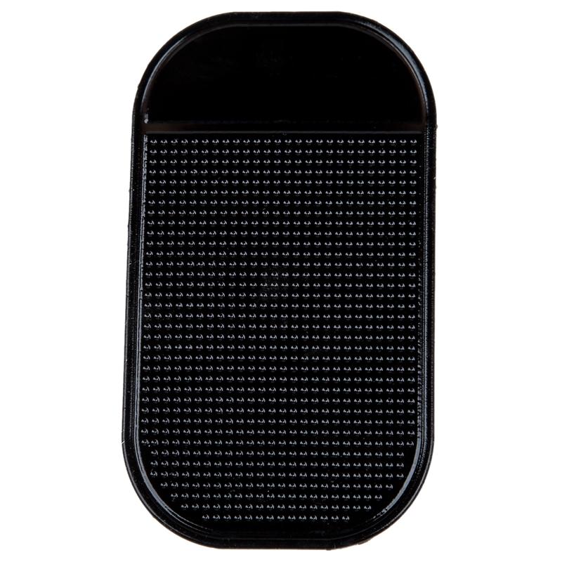 Gummi KFZ Antirutschmatte Pad Anti Rutsch Matte In Schwarz S8K6