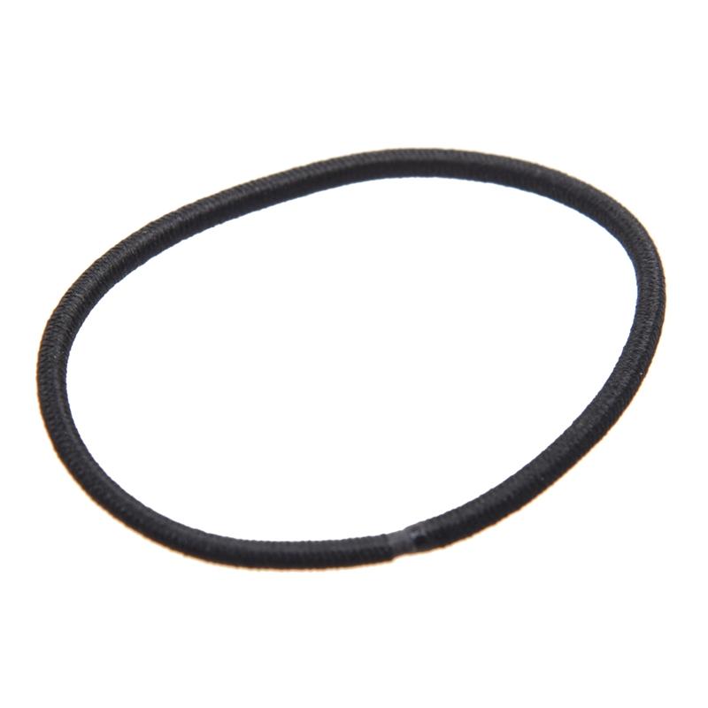 5X-20-pcs-Noir-Extensible-Cheveux-Queue-de-Cheval-Bande-Soutien-A4C2