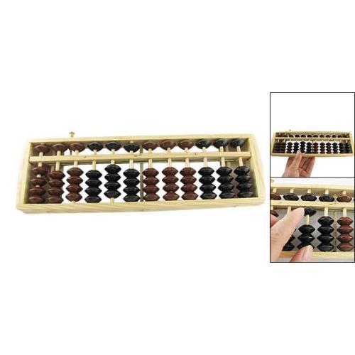 Brown-Black-Bead-School-Calculation-Japanese-Soroban-Wood-Abacus-G6A3