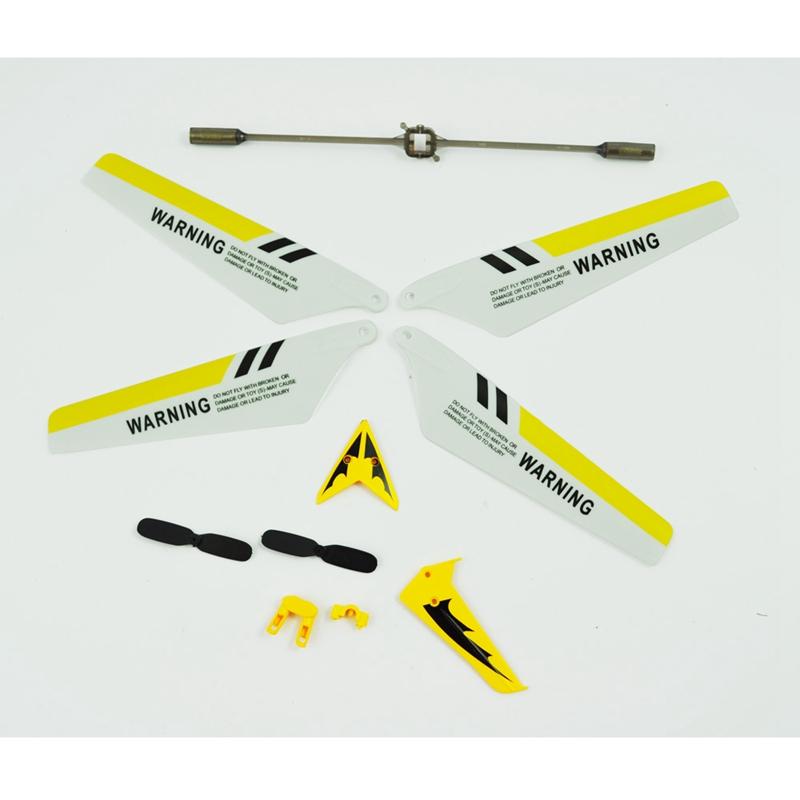Syma-Juego-piezas-repuesto-completo-para-Syma-S107-helicoptero-RC-cuchillY9N9