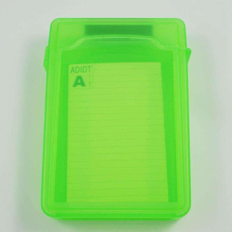 SODIAL 3.5-Inch IDE/SATA HDD Storage Box  O3M3