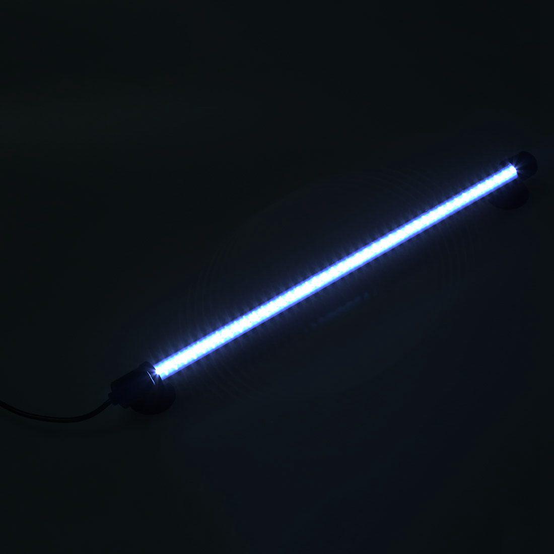 lampe rohr wasserdicht aquarium fisch 42 led beleuchtung weiss 2 5w 100 240 r6u1 ebay. Black Bedroom Furniture Sets. Home Design Ideas
