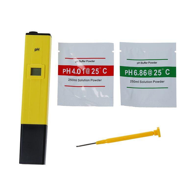 1X(Digital PH Meter Tester Water LCD Monitor Aquarium Pen Type M4C4)