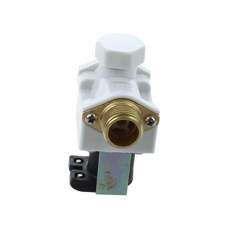 DC 12V Magnetspule Solarwarmwasser Heizung Magnetventil 20 mm M2V7 1X