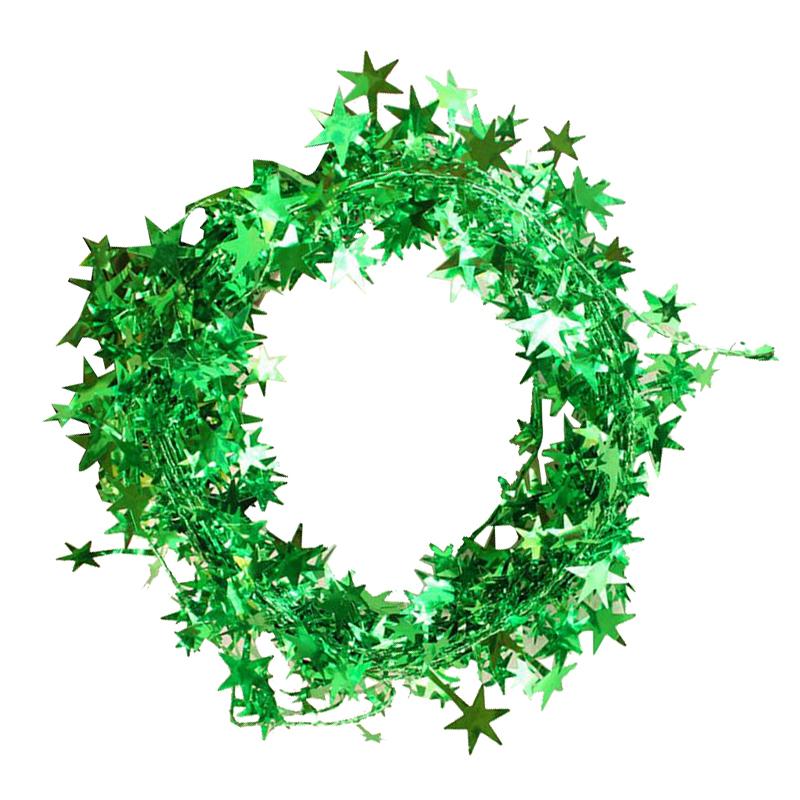 Weihnachtsbaum haengende stern kiefer girlande - Weihnachtsbaum kiefer ...