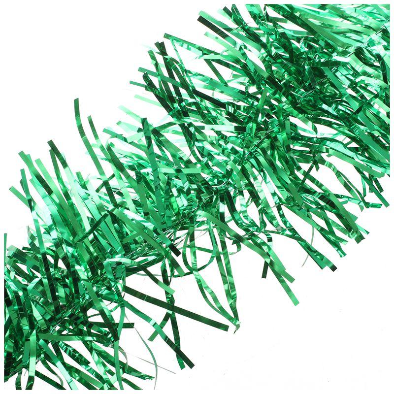 2m-6-5-ft-Albero-di-Natale-Decorazioni-Addobbi-Decorazioni-ghirlanda-Verde-W2F6 miniatura 5