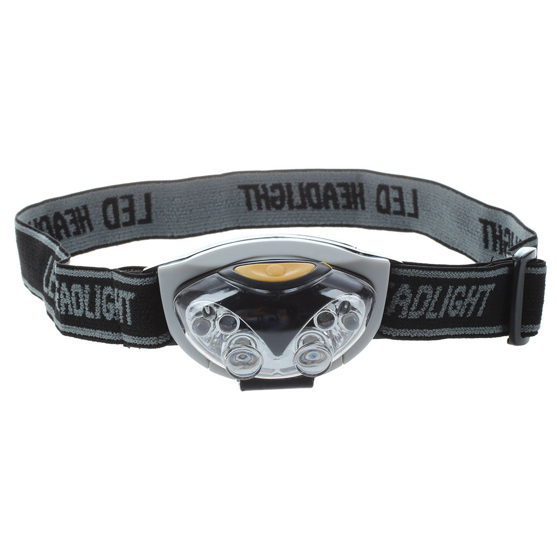 Ultra Lampe Frontale Brillant 3-Mode Etanche 6 LED velo Bicycle Randonnee Y4X9