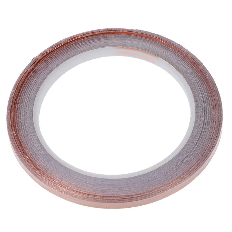 50 Ft //5 mm Conductive Copper Foil Tape AD