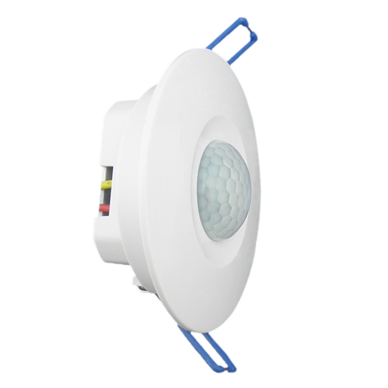 Ceiling Mounted Motion Sensor Lights: TD TAD-K616-12VDC Ceiling Mounted Infrared Sensor Switch