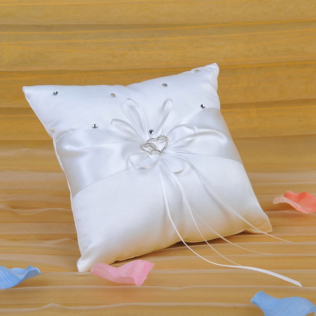 mod lace pillow ring base bearer