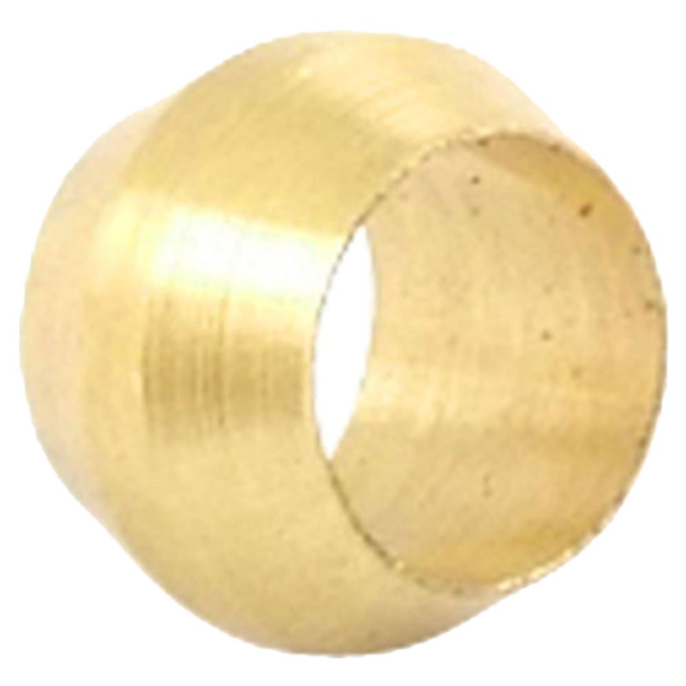 Hole Dia Brass Compression Sleeve Ferrule Ring