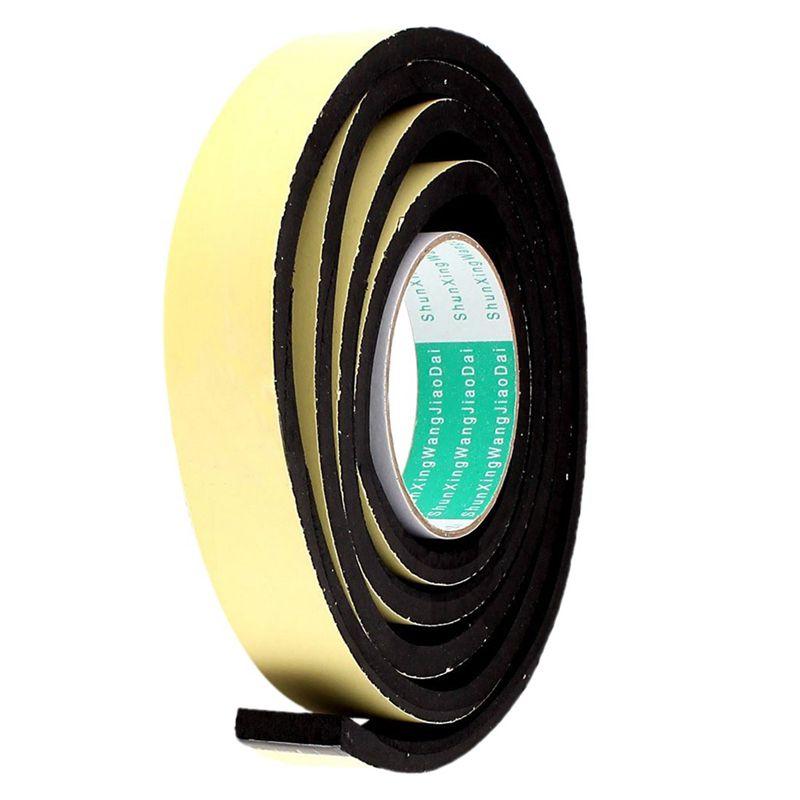 Tuer Fenster Single Side selbstklebend Schaumstoff Dichtungsband 40mm x 8mm 2 OE