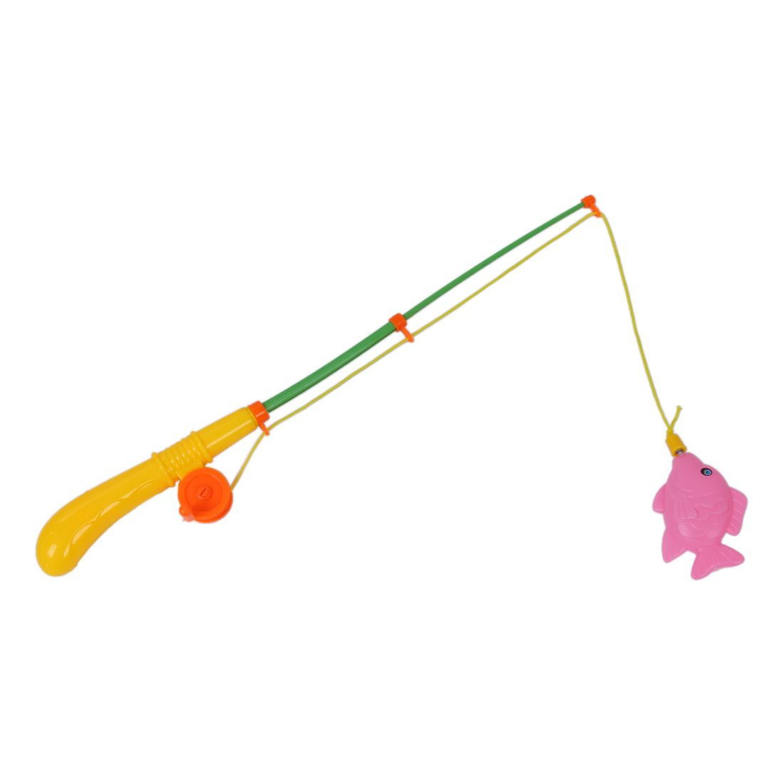 Magnetic fishing game toy makes kids children bath time for Magnetic fishing pole