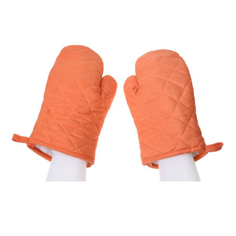 1-Paire-resistant-a-la-chaleur-en-Coton-gants-de-four-cuisine-cuisson-moufl-W1C6 miniature 21