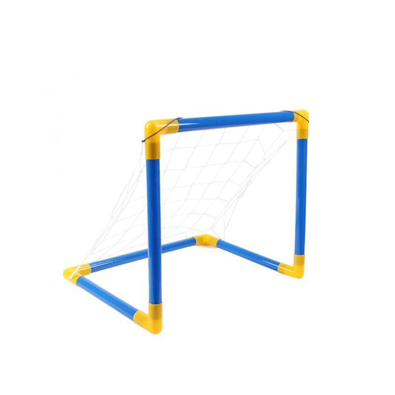 20ca0608591 ... Picture 3 of 6  Picture 4 of 6. 3. Soccer Goal Net Football Sports Pump  Set Outdoor Indoor Training Children ...