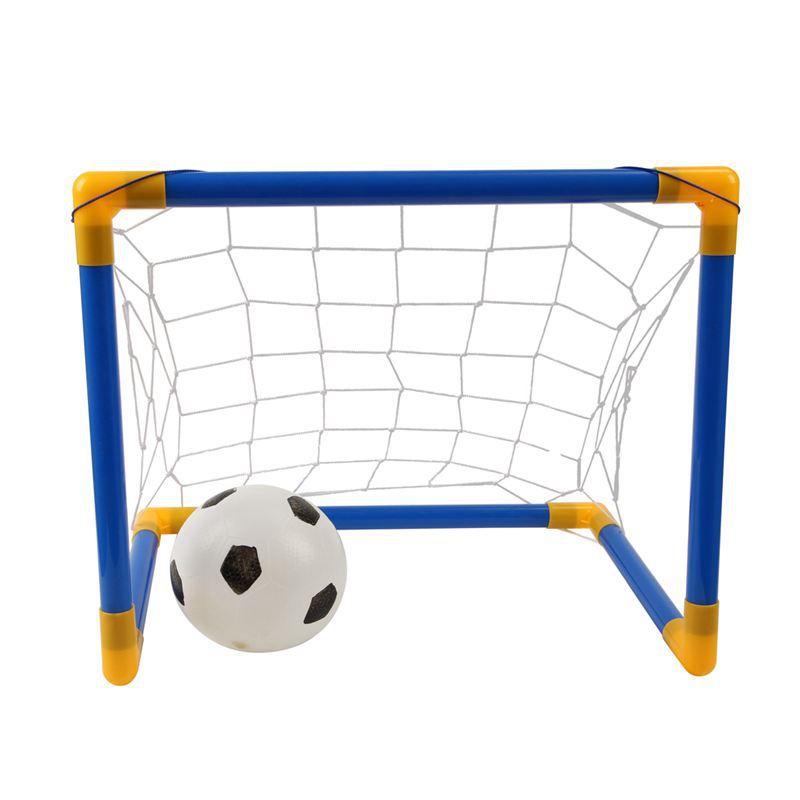 e4769b46b61 Picture 1 of 6  Picture 2 of 6  Picture 3 of 6  Picture 4 of 6. 3. Soccer  Goal Net Football Sports Pump Set Outdoor Indoor Training Children ...