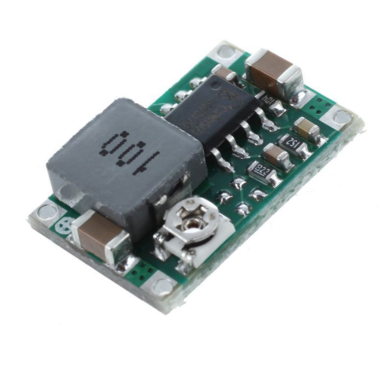 1X(5x Mini DC-DC Converter Step Down Module Adjustable Power Supply Output C6W3