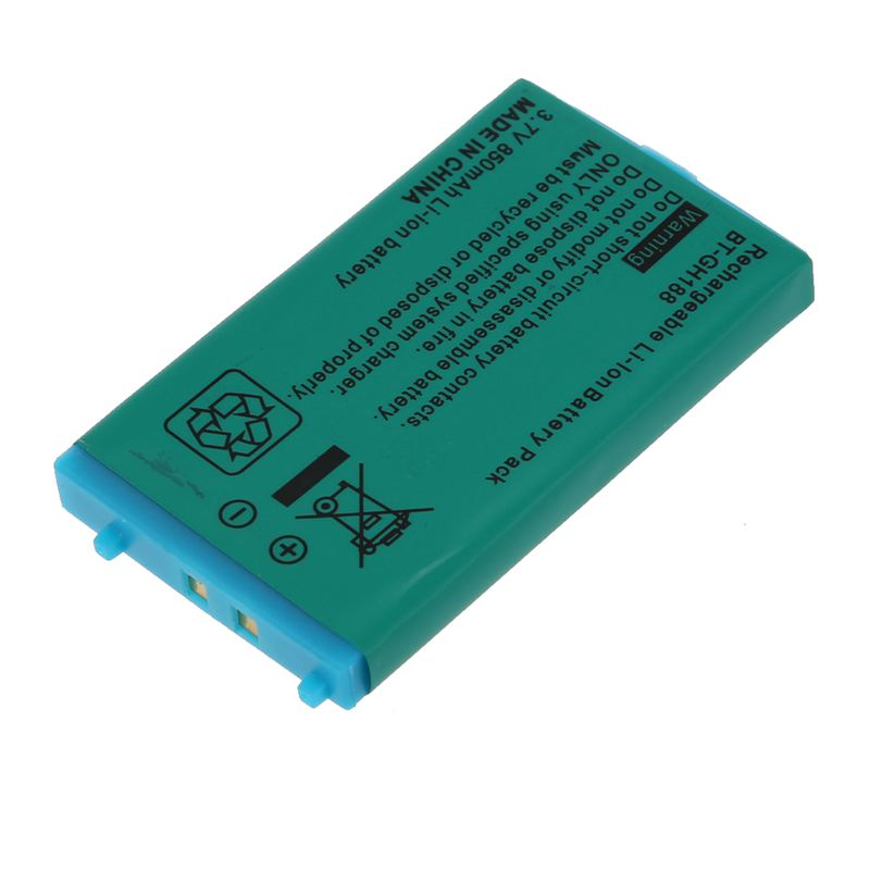 Rechargeable-Replacement-Battery-For-NINTENDO-Gameboy-Advance-GBA-SP-Green-O5C7 thumbnail 2