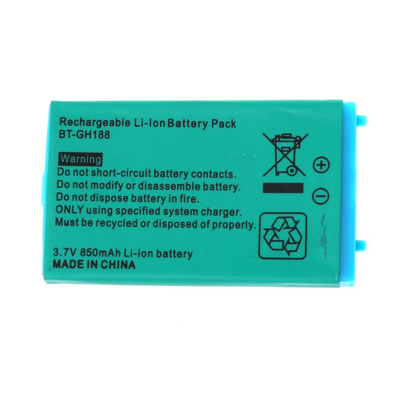 Rechargeable-Replacement-Battery-For-NINTENDO-Gameboy-Advance-GBA-SP-Green-O5C7 thumbnail 5