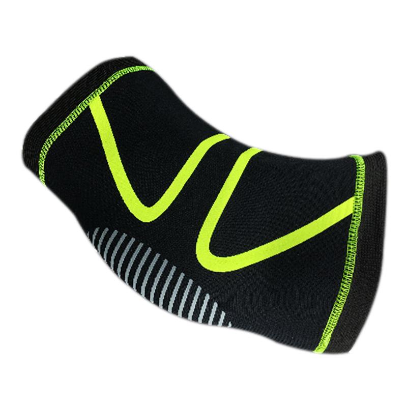 NEW-1-Piece-Breathable-Elastic-Basketball-Knee-Pad-Badminton-Running-Hiking-X6M6 thumbnail 7