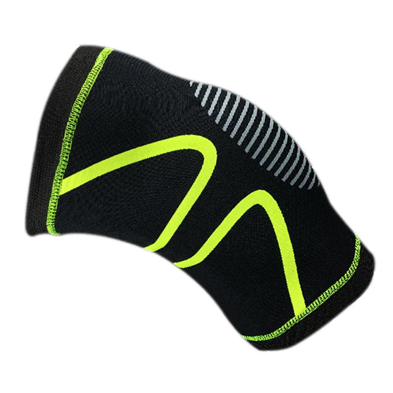 NEW-1-Piece-Breathable-Elastic-Basketball-Knee-Pad-Badminton-Running-Hiking-X6M6 thumbnail 8