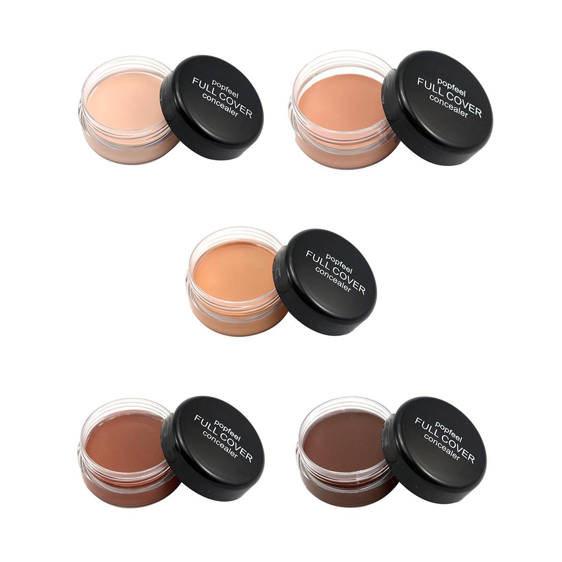 Face Eye Cream Concealer Palette Makeup Contour Skin Image Is Loading