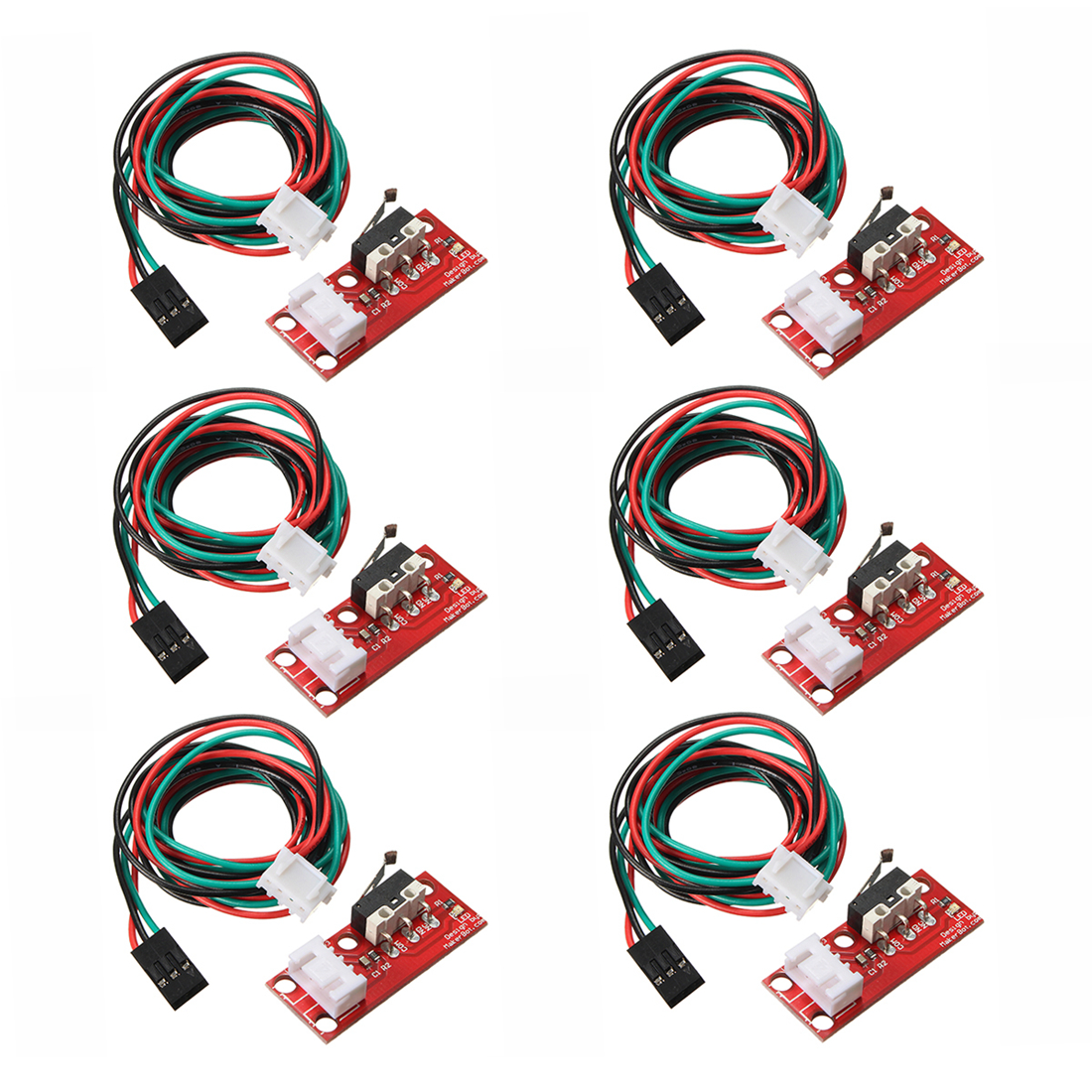 Optical Endstop Optical Limit Switch for 3D Printers RAMPS 1.4 U1Q9