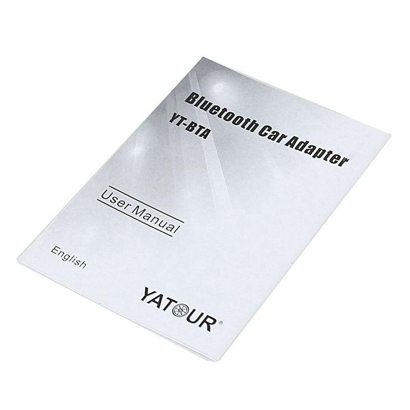 YATOUR-Car-Bluetooth-Adapter-CD-Changer-for-Small-6-6-Pin-Toytoa-Lexus-SD-B-V8U5