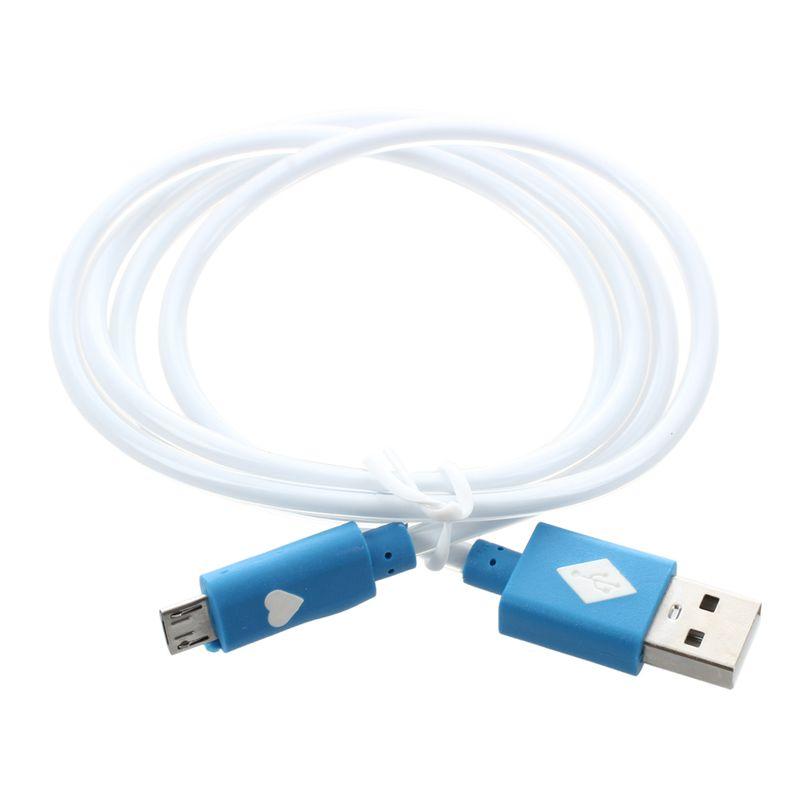 Led-Licht-Mini-Usb-Lade-Daten-Sync-Kabel-Fuer-Htc-O8L5