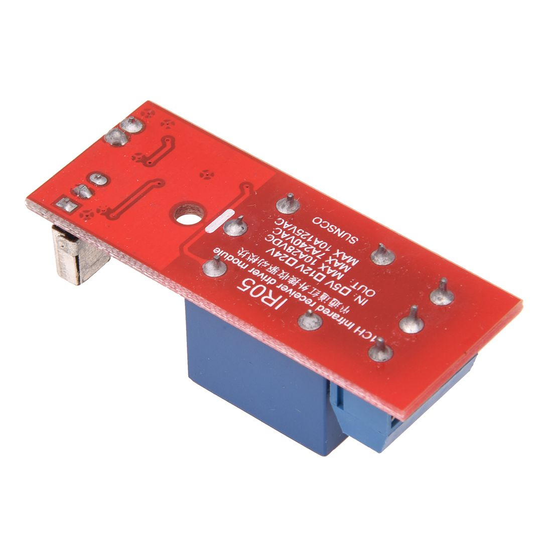 Relay Module 1 Channel Remote Control Switch Wireless Ir 12v Dc G9f3 Infrared Transmitter Circuit Payment