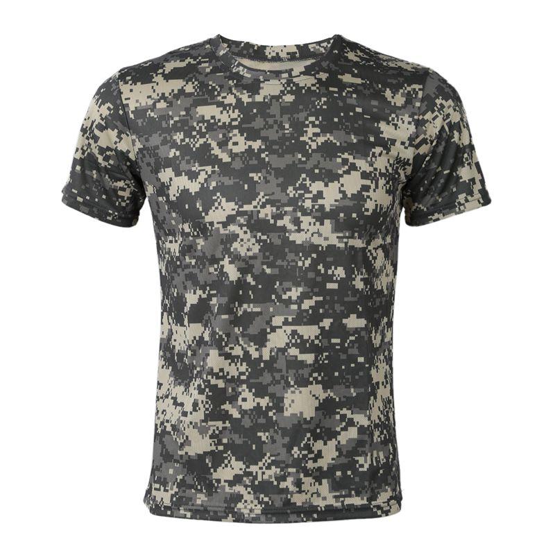 nouvelle chasse de camouflage exterieur t shirt respirant. Black Bedroom Furniture Sets. Home Design Ideas