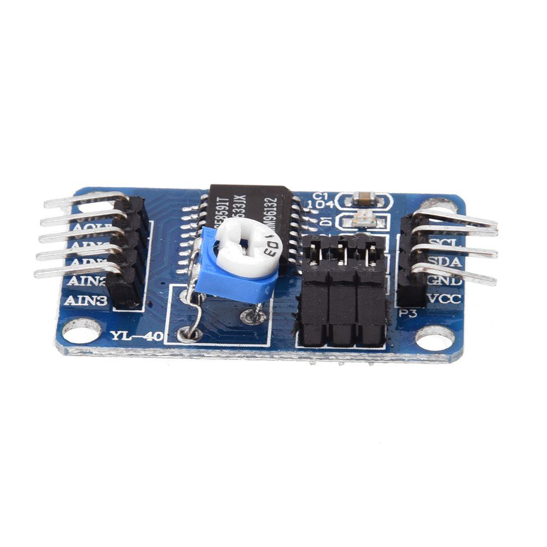Pcf8591 Ad Da Converter Module Modules Analog To Digital Converters Conversion For A V8c6