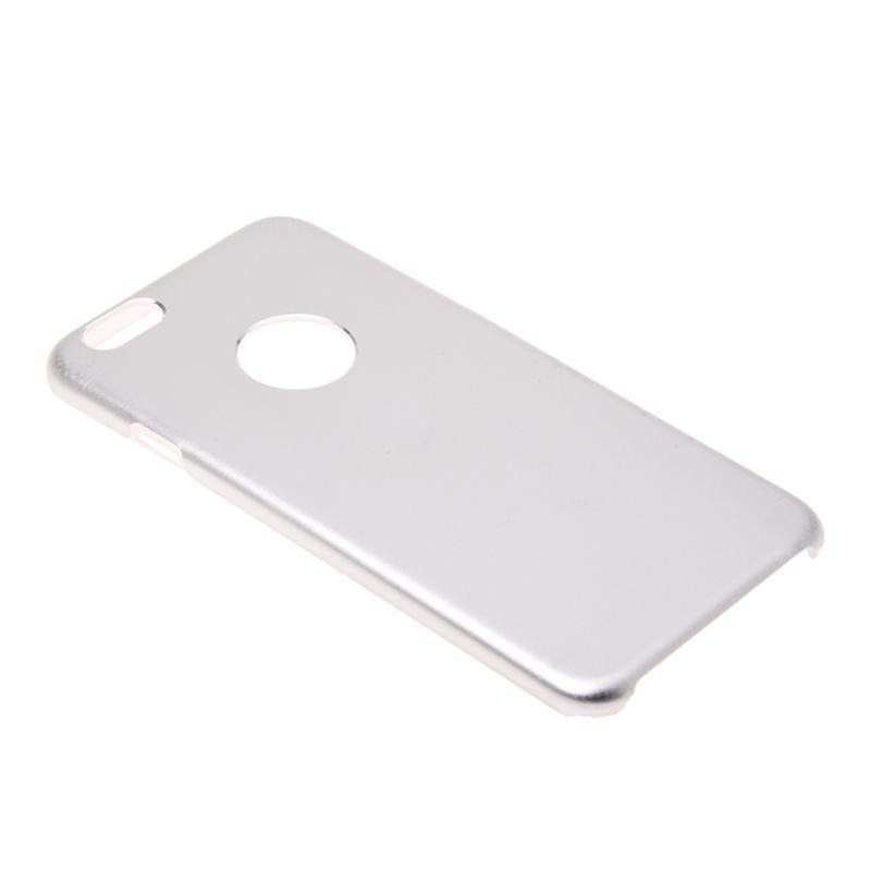 496be9f2654 1X(Lujo Aluminio Metal + PC Piel cubierta caja dura para iPhone6 4.7 ...
