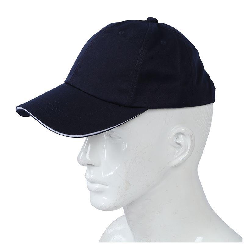 Plain Baseball Cap Mens Ladies Adult Hat Summer-Navy blue ...