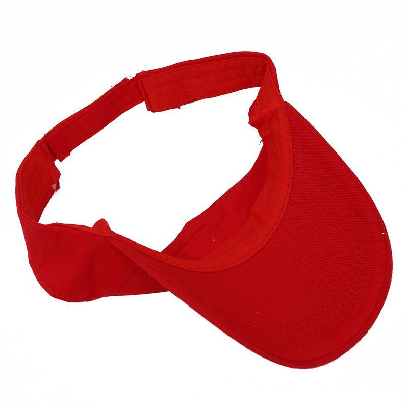 Sombrero-plano-de-sol-visera-Gorra-deportiva-Colores-Golf-Tenis-Playa-Nuevo-C6E1 miniatura 11