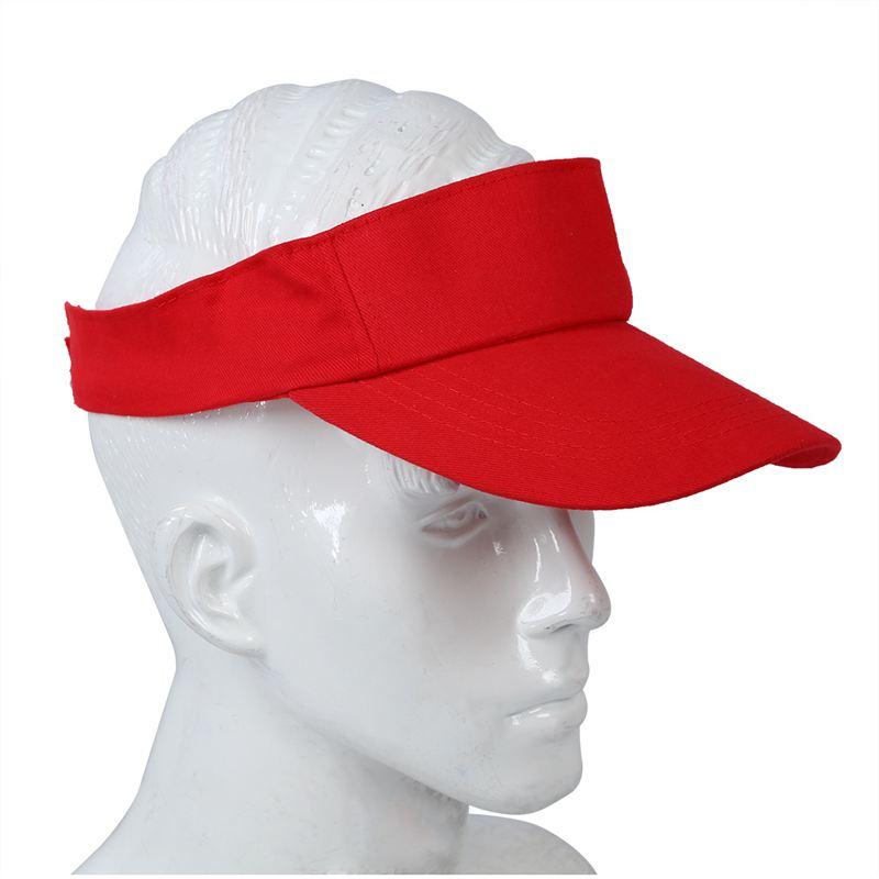 Sombrero-plano-de-sol-visera-Gorra-deportiva-Colores-Golf-Tenis-Playa-Nuevo-C6E1 miniatura 13