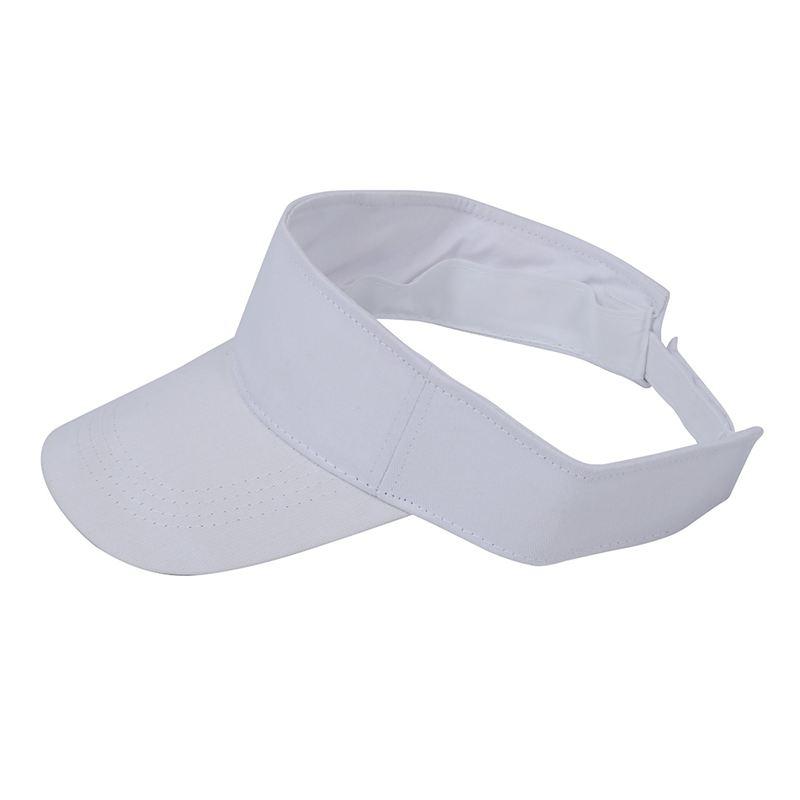 Sombrero-plano-de-sol-visera-Gorra-deportiva-Colores-Golf-Tenis-Playa-Nuevo-C6E1 miniatura 14