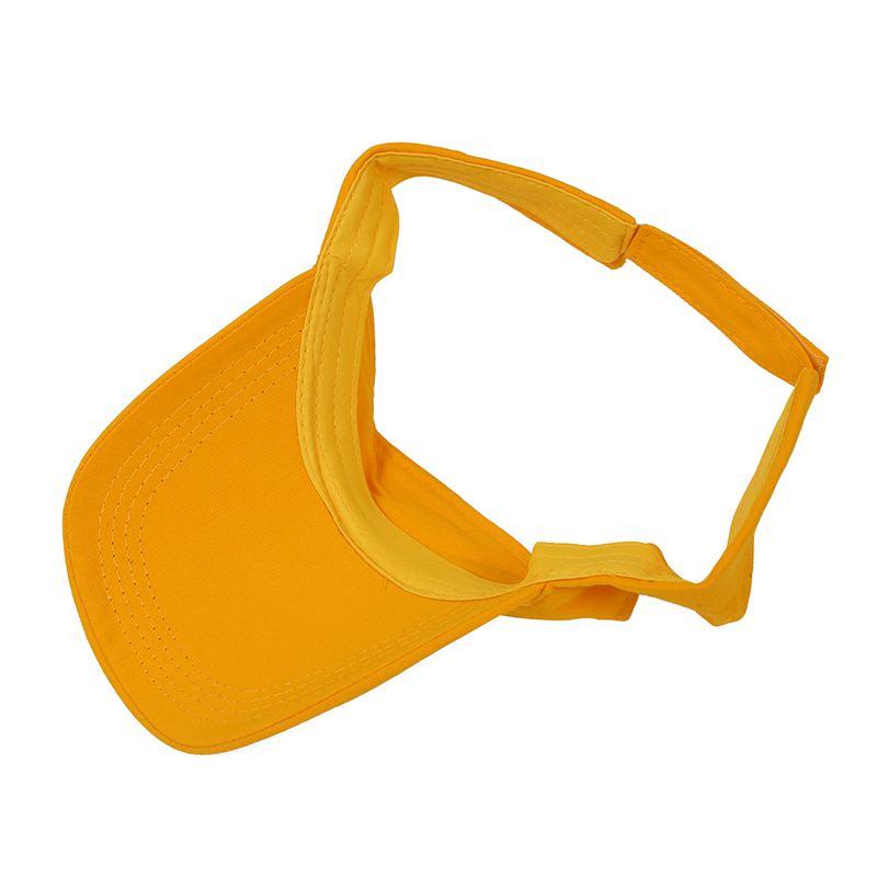 Sombrero-plano-de-sol-visera-Gorra-deportiva-Colores-Golf-Tenis-Playa-Nuevo-C6E1 miniatura 23