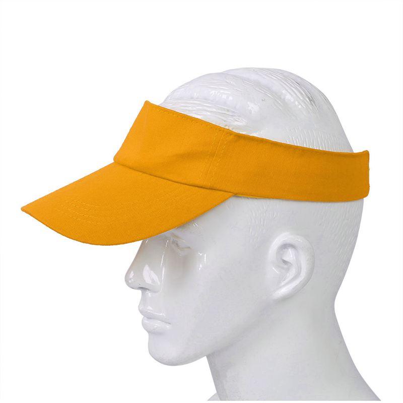 Sombrero-plano-de-sol-visera-Gorra-deportiva-Colores-Golf-Tenis-Playa-Nuevo-C6E1 miniatura 24