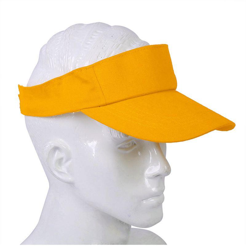 Sombrero-plano-de-sol-visera-Gorra-deportiva-Colores-Golf-Tenis-Playa-Nuevo-C6E1 miniatura 25