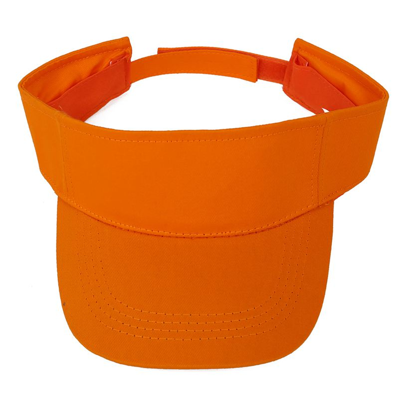 Sombrero-plano-de-sol-visera-Gorra-deportiva-Colores-Golf-Tenis-Playa-Nuevo-C6E1 miniatura 31