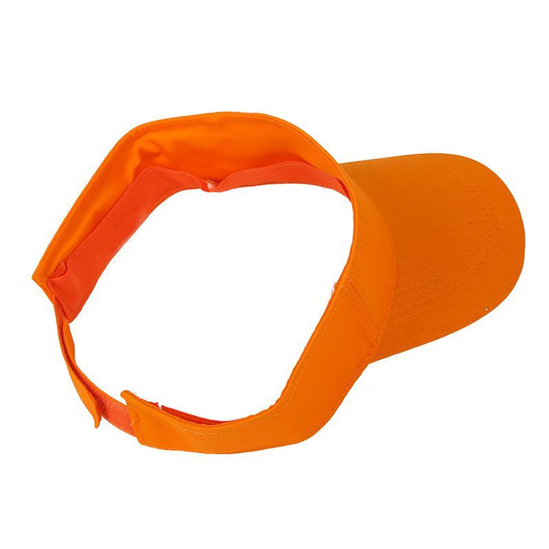 Sombrero-plano-de-sol-visera-Gorra-deportiva-Colores-Golf-Tenis-Playa-Nuevo-C6E1 miniatura 32