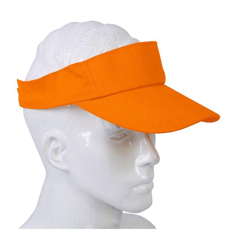 Sombrero-plano-de-sol-visera-Gorra-deportiva-Colores-Golf-Tenis-Playa-Nuevo-C6E1 miniatura 35