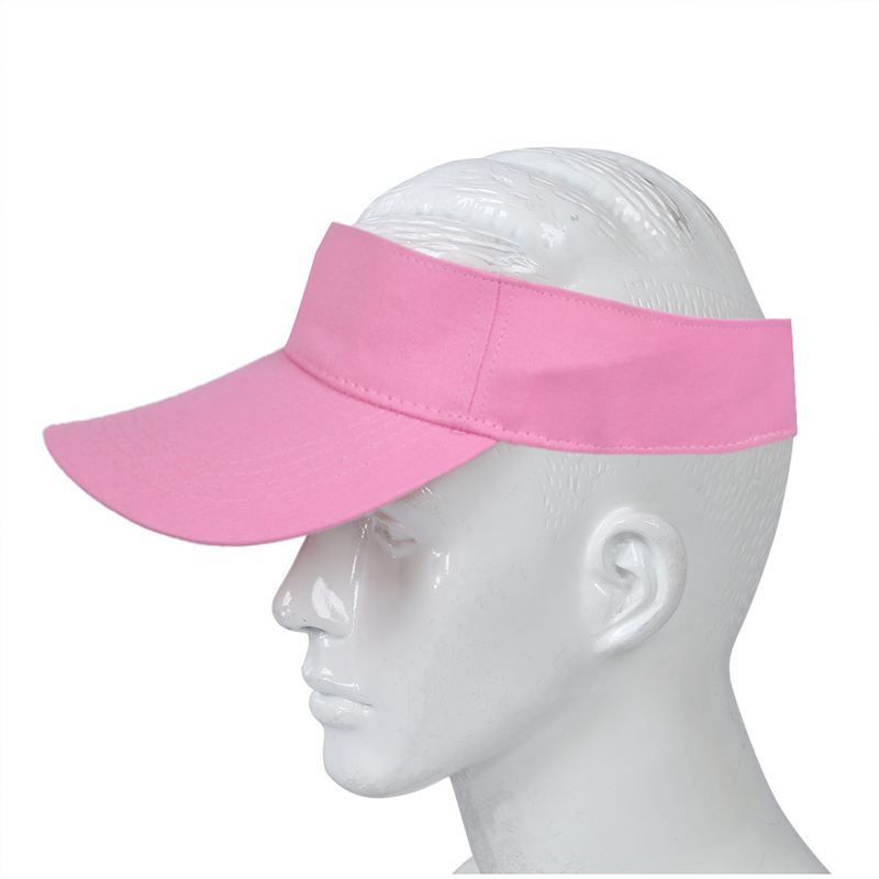 Sombrero-plano-de-sol-visera-Gorra-deportiva-Colores-Golf-Tenis-Playa-Nuevo-C6E1 miniatura 40