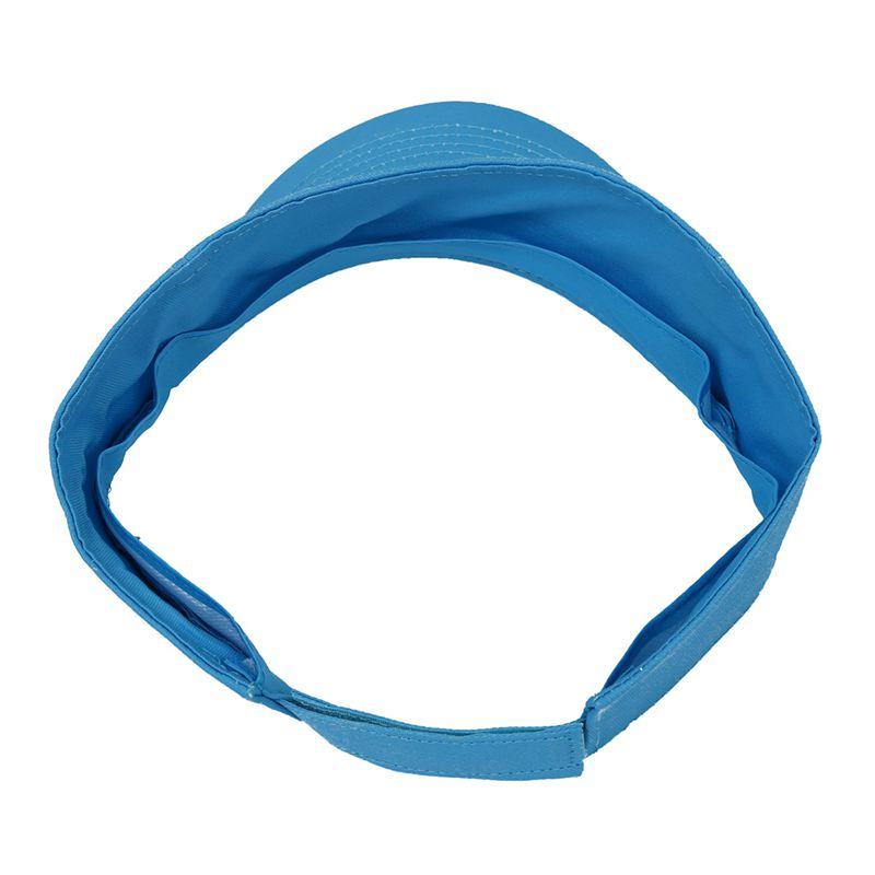 Sombrero-plano-de-sol-visera-Gorra-deportiva-Colores-Golf-Tenis-Playa-Nuevo-C6E1 miniatura 43