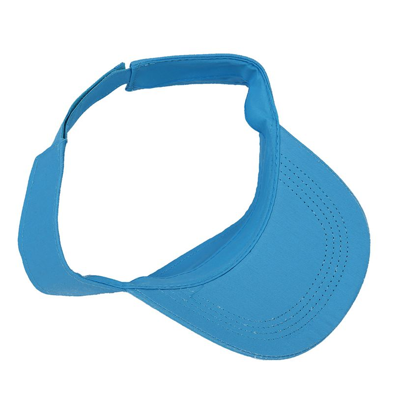 Sombrero-plano-de-sol-visera-Gorra-deportiva-Colores-Golf-Tenis-Playa-Nuevo-C6E1 miniatura 44