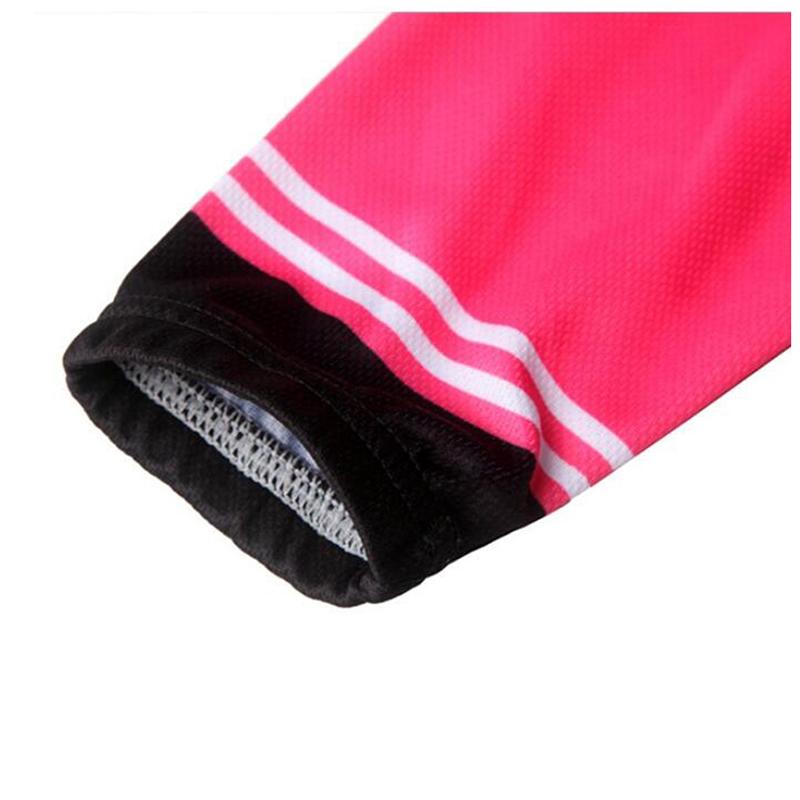 WOSAWE-Womens-Cycling-Jersey-Shirt-Long-Sleeves-Breathable-Bicycle-Jersey-U7J7