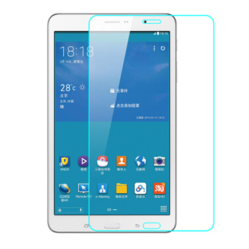 Details about 9H Tempered Glass Screen Protector Film For Samsung Galaxy Tab 4 7.0 SM-T23 V3B9