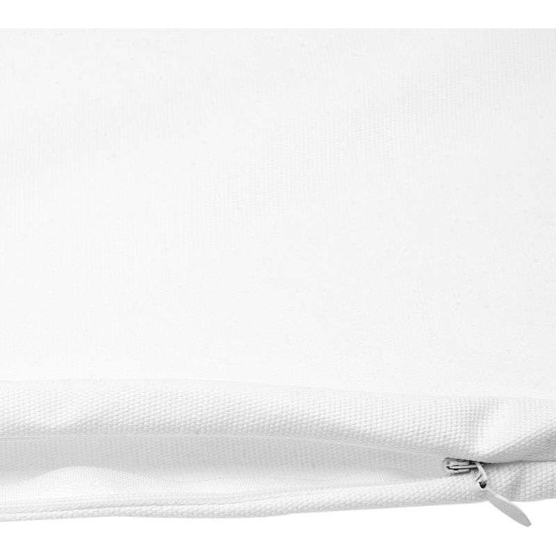 Funda-de-decoracion-de-Sofa-Cojin-de-almohada-de-algodon-blanco-E2I7