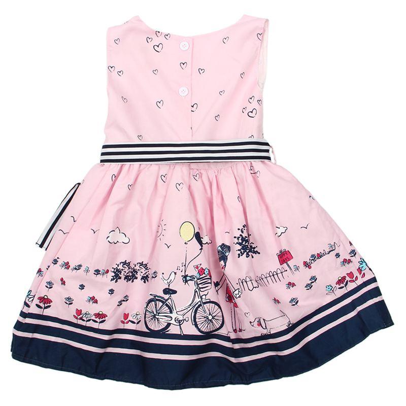 Maedchen Kleid Sommer Neue Maedchen Kleid Kinder Kleidung Kinder ...
